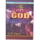 The Prayer God Answers [Paperback]
